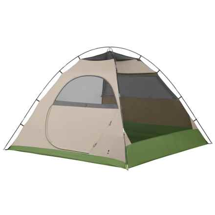 Eureka Tetragon 8 Tent - 8-Person, 3-Season in Snorkel Blue/Cement/Dark Shadow - Closeouts
