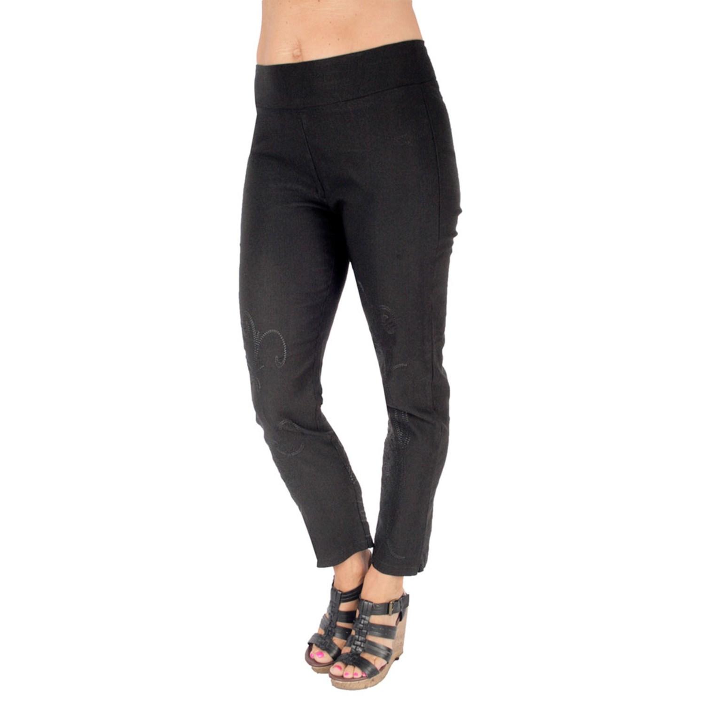 Wonderful 21 New Embroidered Pants Womens U2013 Playzoa.com