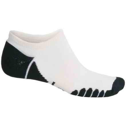 Eurosock Eagle Ghost Socks - Below the Ankle (For Men and Women) in White - Closeouts