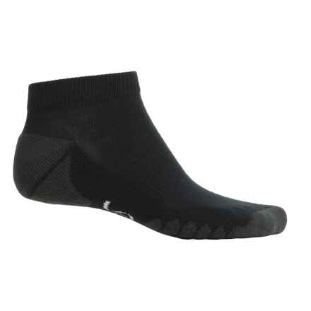 Eurosock Fairway Ped Socks - Below the Ankle (For Men and Women) in Black - Closeouts