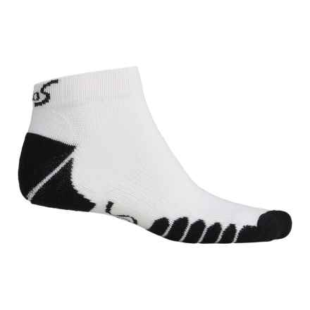 Eurosock Fairway Ped Socks - Below the Ankle (For Men and Women) in White - Closeouts