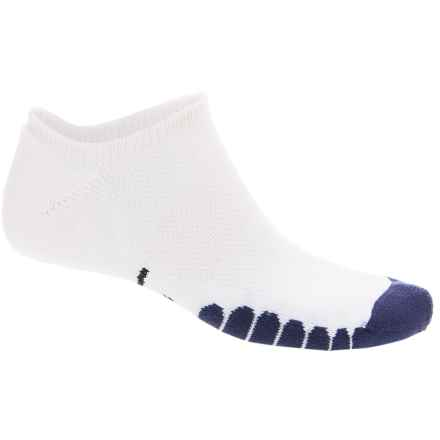 Eurosock Sprint Supreme Ghost Socks - Below the Ankle (For Men and Women) in White - Closeouts