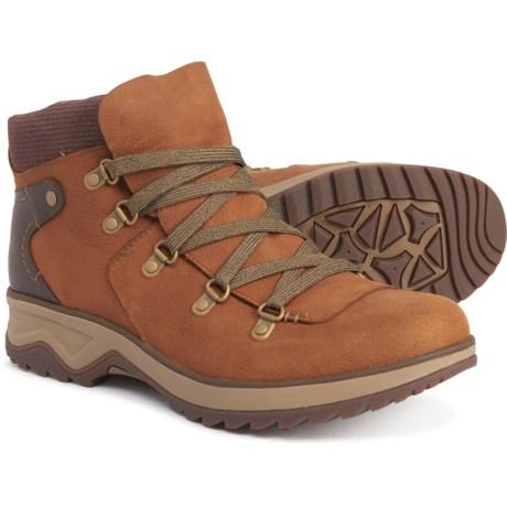 Eventyr Vera Bluff Hiking Boots - Waterproof, Leather (For Women) - MERRELL OAK (10 )