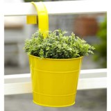 Evergreen Fence Post Planter with Hook