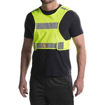 Everlast High-Visibility Vest in Green - Closeouts