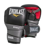 Everlast Protex 3 MMA Gloves - Leather, Large