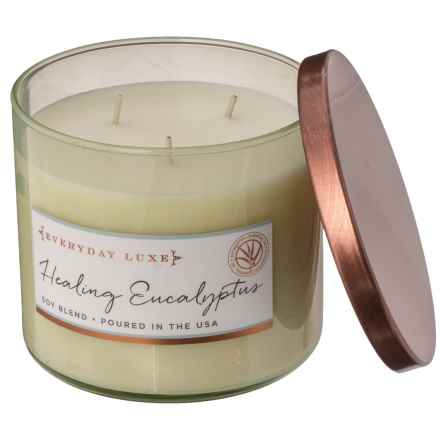 Everyday Luxe Harmony Soy-Blend Candle - 3-Wick, 14.5 oz. in See Photo - Closeouts