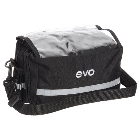 Evo E-Cargo Day Tripper Handlebar Bag in See Photo