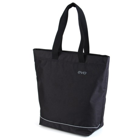 Evo E-Cargo Side Shopper Grocery Bike Bag in See Photo