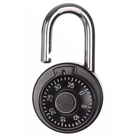 Evo E-Force Combination Padlock in See Photo