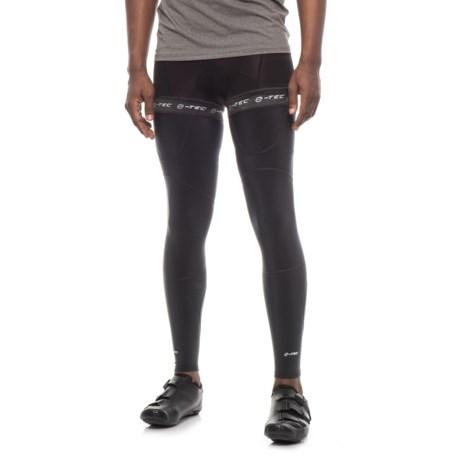 Evo E-Tec Cycling Leg Warmers in Black