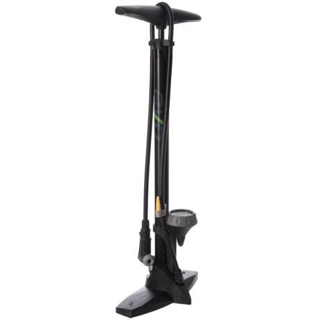 Evo Hurricane Floor Bike Pump