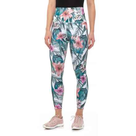6ae6049bf2831 Evolution and Creation Pineapple Express High-Waist Leggings (For Women) in  Print -