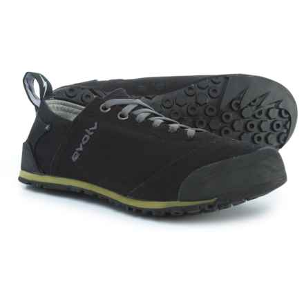Evolv Cruiser Approach Shoes (For Big Kids) in Black - Closeouts