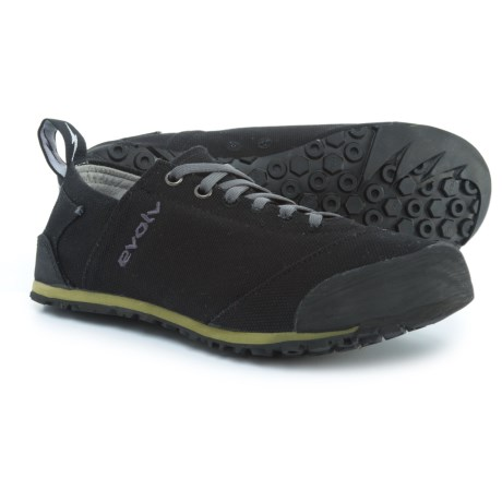 Evolv Cruiser Approach Shoes (For Big Kids) in Black