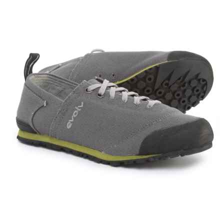 Evolv Cruiser Approach Shoes (For Big Kids) in Slate - Closeouts