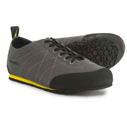 Evolv Cruzer Psyche Approach Shoes (For Men and Women) in Slate - Closeouts
