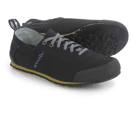Evolv Cruzer Shoes (For Men and Women) in Black - Closeouts