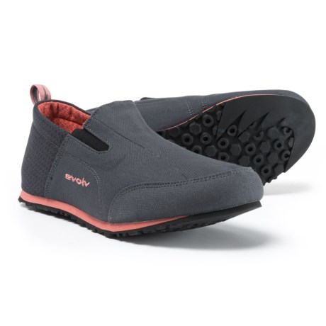 Evolv Cruzer Slip-On Shoes (For Men and Women)