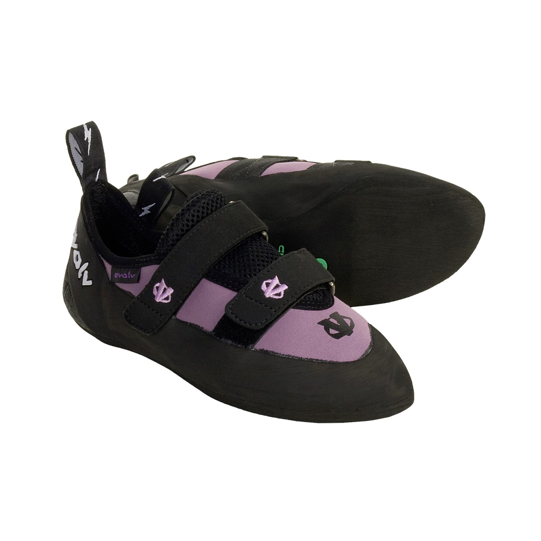 Evolv Elektra Lace Climbing Shoe Review