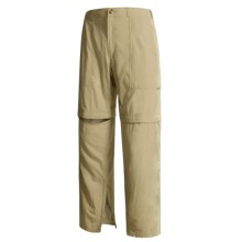 Ex Officio Insect Shield® Outdoors Pants - Convertible (For Men) in Light Khaki - Closeouts