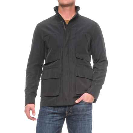 Exley Field Four Front Pocket Jacket (For Men) in Atlantic - Closeouts