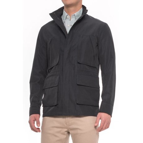 Exley Field Four Front Pocket Jacket (For Men)