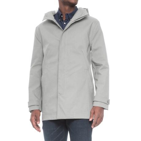 Exley Hooded Rain Jacket - Waterproof (For Men)