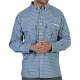 ExOfficio Air Strip Micro Plaid Shirt - UPF 30+, Long Sleeve (For Men)