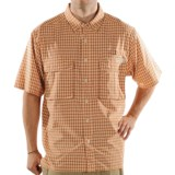 ExOfficio Air Strip Shirt - Short Sleeve (For Men)