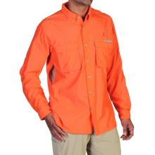 ExOfficio Air Strip Shirt - UPF 30+, Long Sleeve (For Men) in Aurora - Closeouts