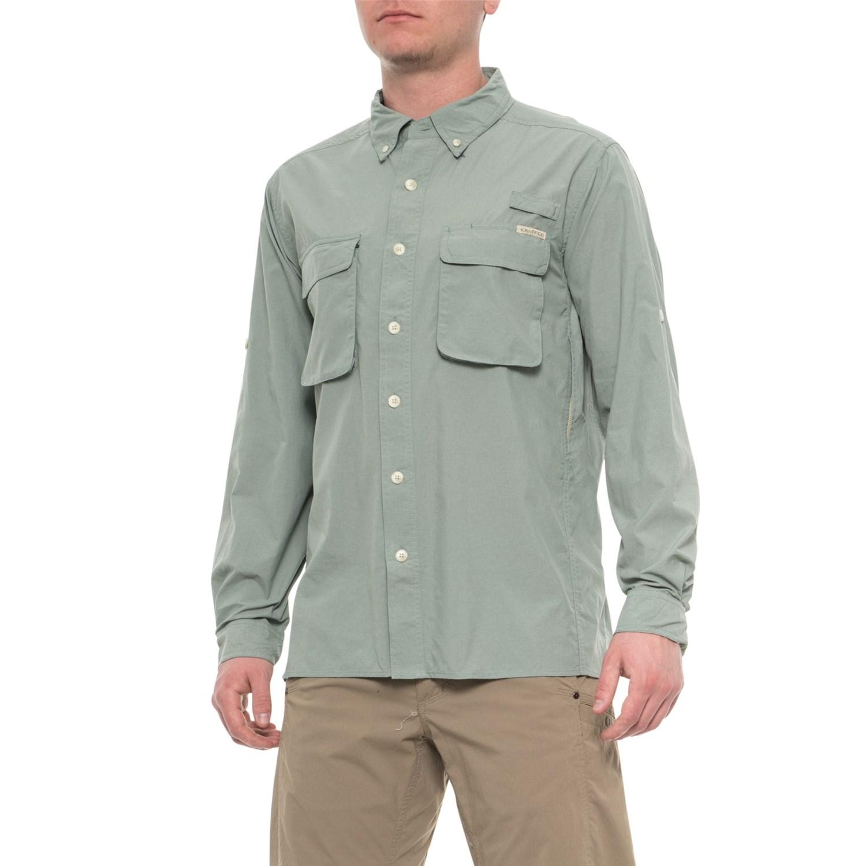 cd625210 Exofficio Womens Dryflylite Check Long Sleeve Shirt - DREAMWORKS