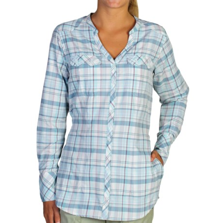 ExOfficio Airhart Shirt UPF 50+, Long Sleeve (For Women)