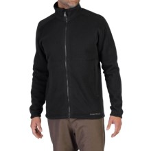 ExOfficio Alpental Fleece Jacket (For Men) in Black - Closeouts