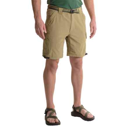 "ExOfficio Amphi 8.5"" Shorts - UPF 30+ (For Men) in Walnut - Closeouts"