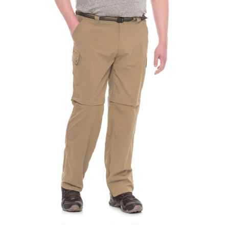 ExOfficio Amphi Convertible Pants (For Men) in Walnut - Closeouts