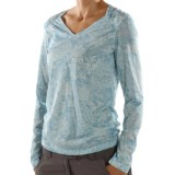 ExOfficio Aza Burnout Shirt - Long Sleeve (For Women)