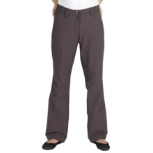 ExOfficio Boracade Stretch Pants - DWR (For Women) in Graphite - Closeouts