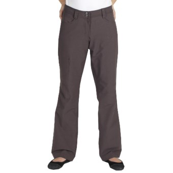 ExOfficio Boracade Stretch Pants - DWR (For Women) in Graphite