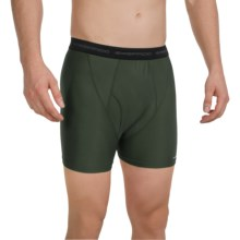 ExOfficio Boxer Briefs (For Men) in Deep Palm - Closeouts