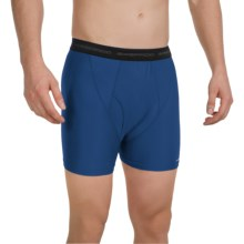 ExOfficio Boxer Briefs (For Men) in Ocean - Closeouts