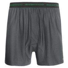 ExOfficio Boxer Shorts - Underwear (For Men) in Charcoal - 2nds