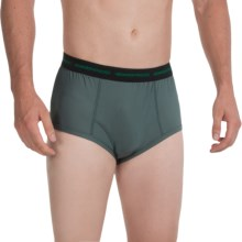 ExOfficio Briefs - Underwear (For Men) in Charcoal - 2nds
