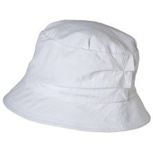 ExOfficio BugsAway Breez'r Bucket Hat - UPF 30+ (For Women) in White - Closeouts