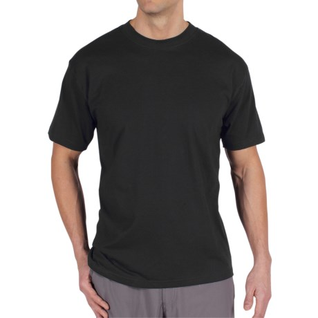 ExOfficio BugsAway® Chas'r T-Shirt - Short Sleeve (For Men) in Sky