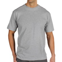 ExOfficio BugsAway® Chas'r T-Shirt - Short Sleeve (For Men) in Grey Heather - Closeouts