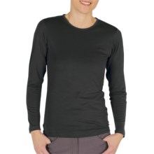ExOfficio BugsAway® Chas'r T-Shirt - UPF 30+, Long Sleeve (For Women) in Black - Closeouts