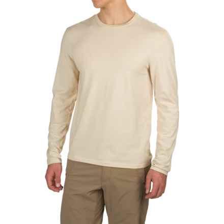 ExOfficio BugsAway® Chas'Air Shirt - UPF 20+, Long Sleeve (For Men) in Bone - Closeouts
