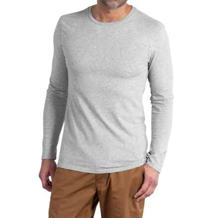 ExOfficio BugsAway® Chas'Air Shirt - UPF 20+, Long Sleeve (For Men) in Grey Heather - Closeouts