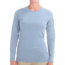 ExOfficio BugsAway® Chasr Shirt - Long Sleeve (For Women) in Sky Blue - Closeouts